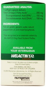 fish oil welactin